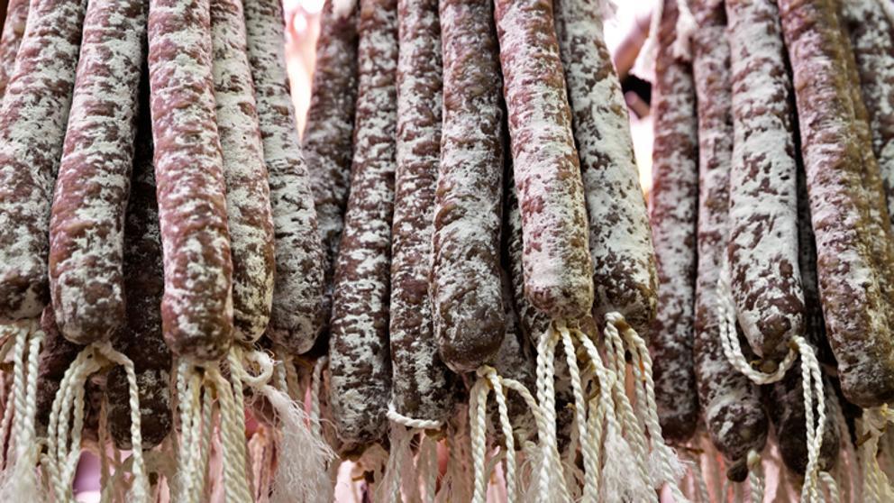 Nuevo caso de salmonelosis: esta vez en fuet