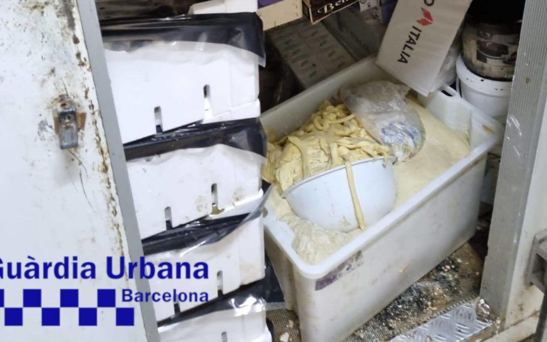 Salut Pública cierra un horno de pan en el Poble Sec de Barcelona